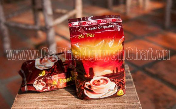 Bao bì cafe nguyên chất
