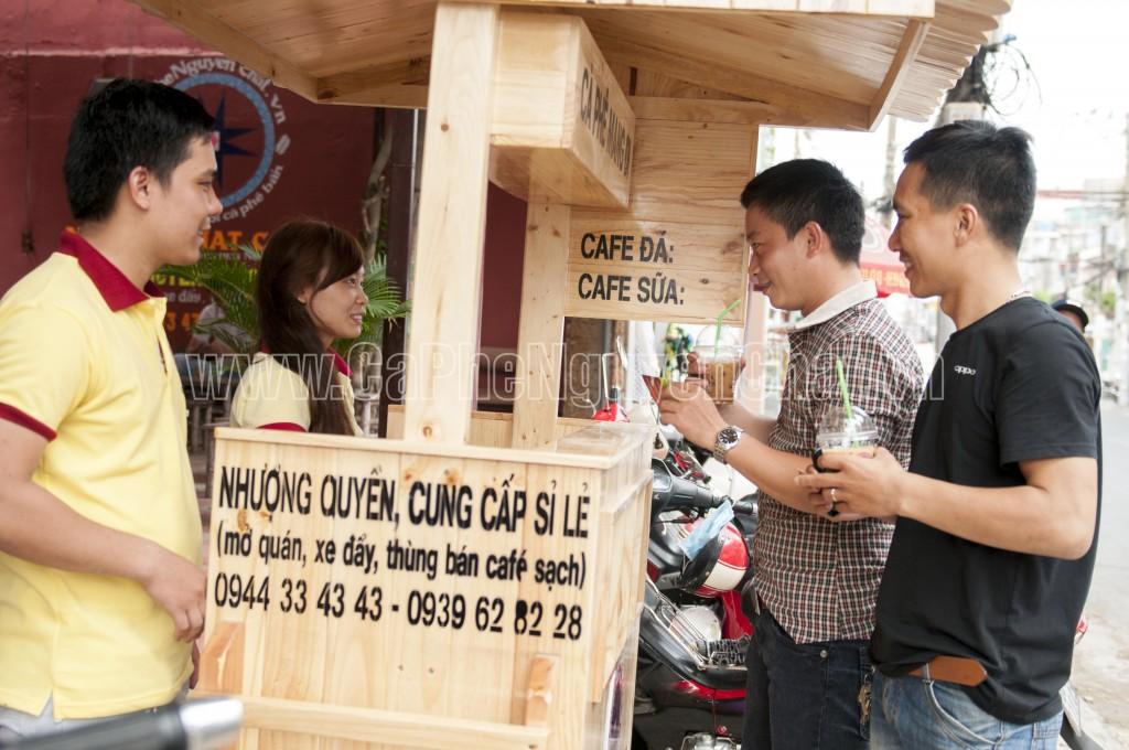 Cafe khiến sảng khoái giúp con người dễ tính hơn
