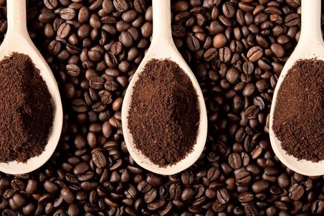 Sử dụng máy xay cafe hạt