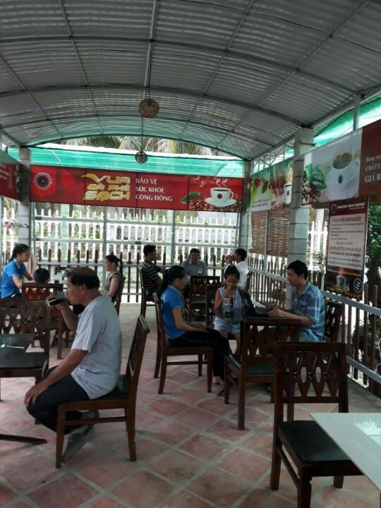Mở quán cafe sạch phục vụ tận nơi