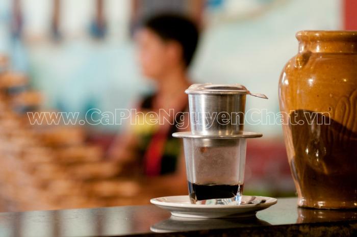 Sức hút của cafe pha phin