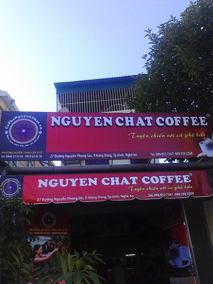 Quán A Hiếu, Số 27 Nguyễn Phong Sắc, P.Hưng Dũng, Tp.Vinh, Nghệ An