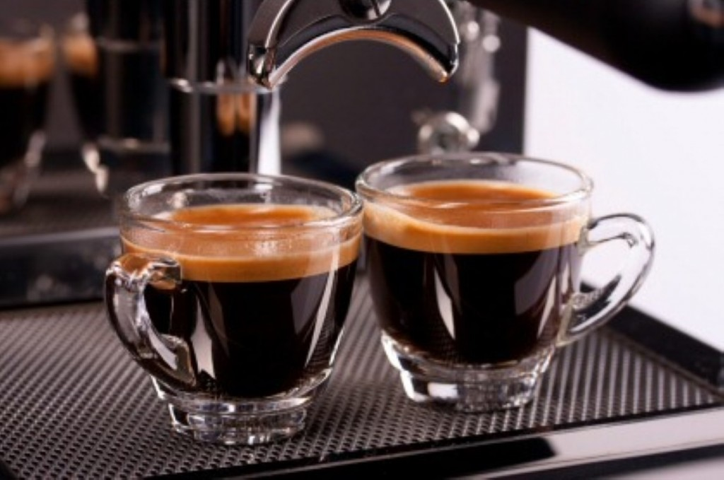 Cafe máy (Espresso)