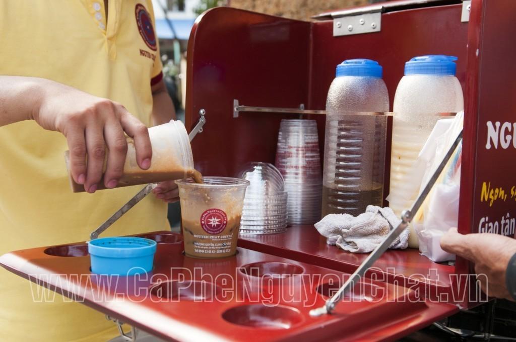 Ly cafe sạch take away