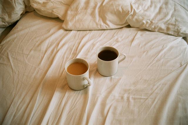 Uống cafe có thể kích thích một số khía cạnh của hóa học sinh học của bạn