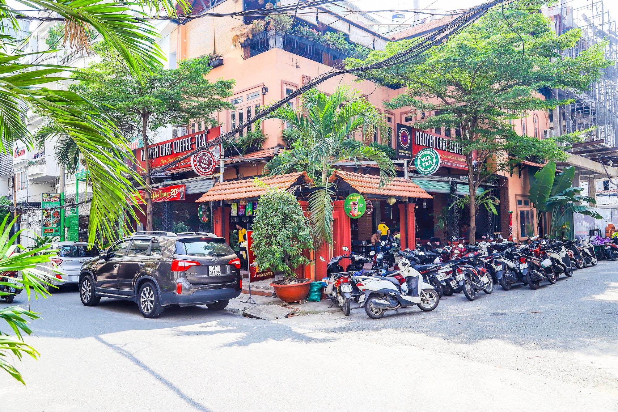Thiết kế quán cà phê sạch đông khách