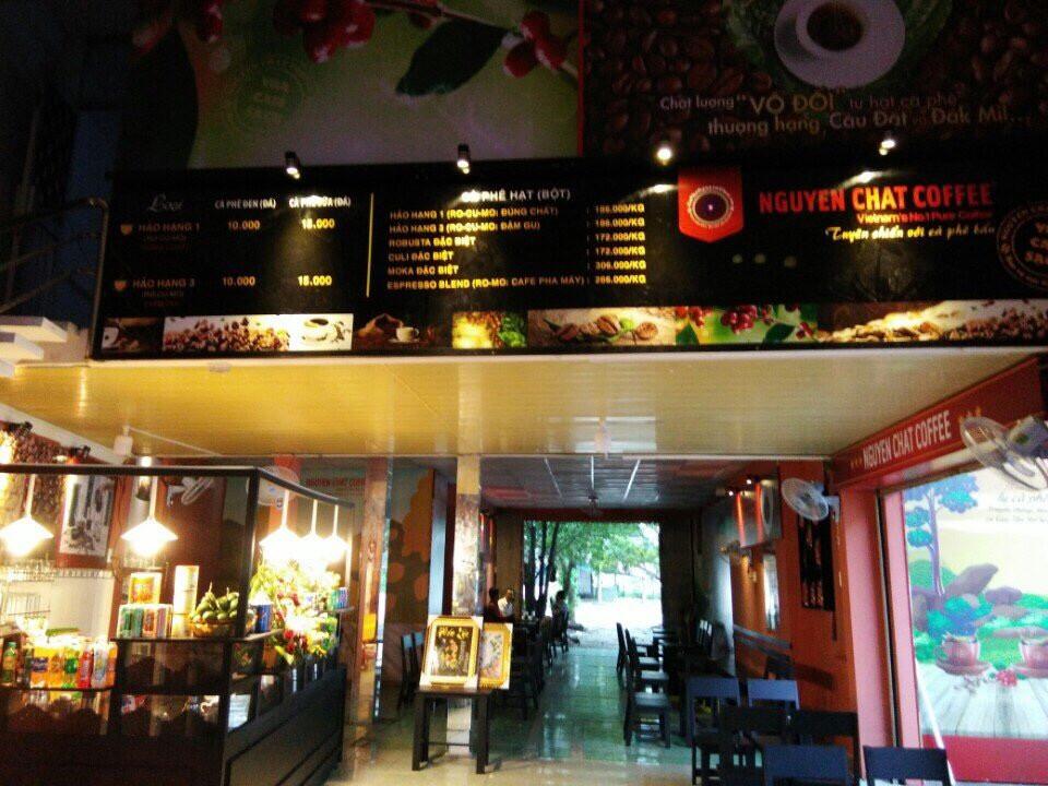 Bảng hiệu quán cafe đẹp và phong cách