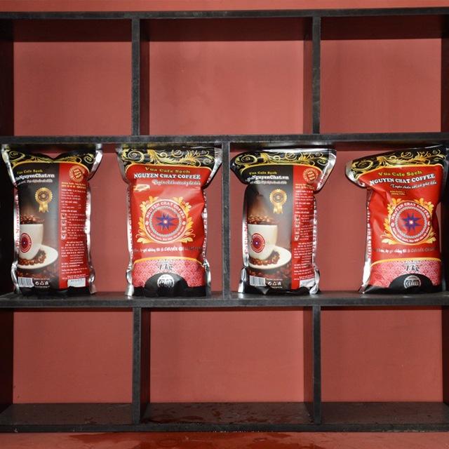 kinh doanh cafe nhượng quyền chuyên nghiệp chỉ có tại Nguyen chat coffee