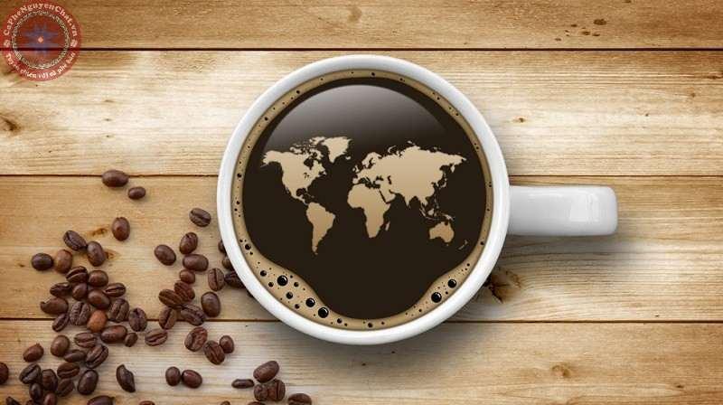 cà phê ngon khắp thế giới