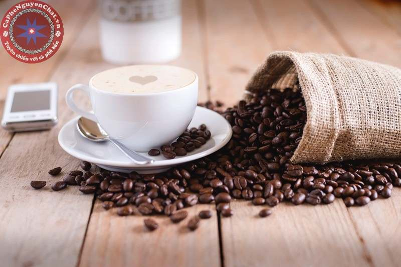 thị trường cafe sạch - hạt cà phê