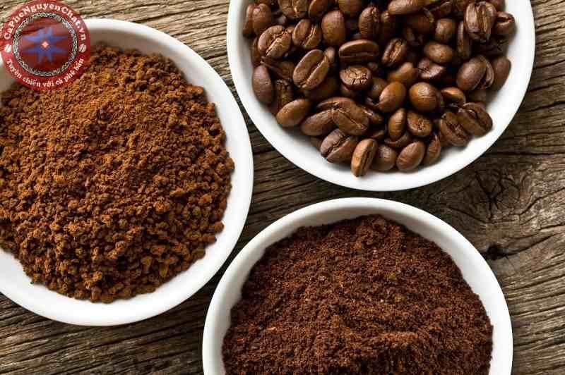 Quán cafe sạch cung cấp cà phê sạch. Cà phê sạch là loại là cà phê nguyên chất không trộn hương liệu, tẩm hóa chất hay độn thêm những loại bột khác.