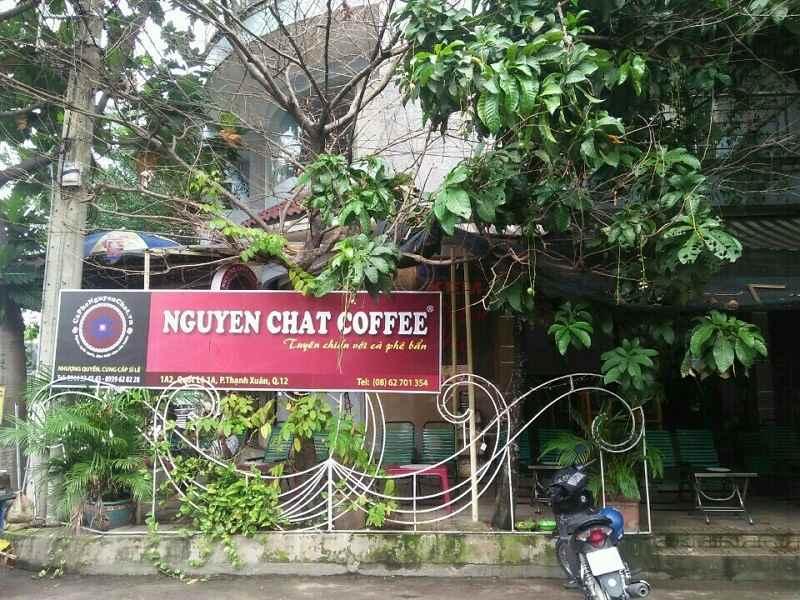 Hãy lựa chọn Nguyen Chat coffee để mở quán cafe nhượng quyền bạn nhé