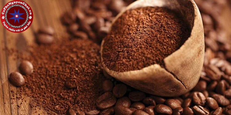 Bảo quản cà phê dạng bột cùng Nguyên Chất Coffee.