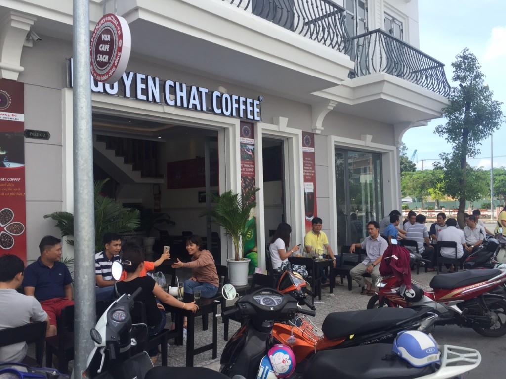 Thiết kế quán cà phê trọn gói vô cùng đơn giản cho người mới bắt đầu kinh doanh cùng Nguyên Chất Coffee.