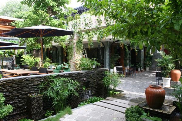 Mở quán cafe sân vườn cần bao nhiêu vốn? –