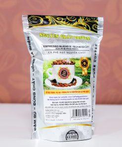 Cà phê nguyên chất Hạt ESPRESSO BLEND 2 (Đúng chất - cà phê pha máy)