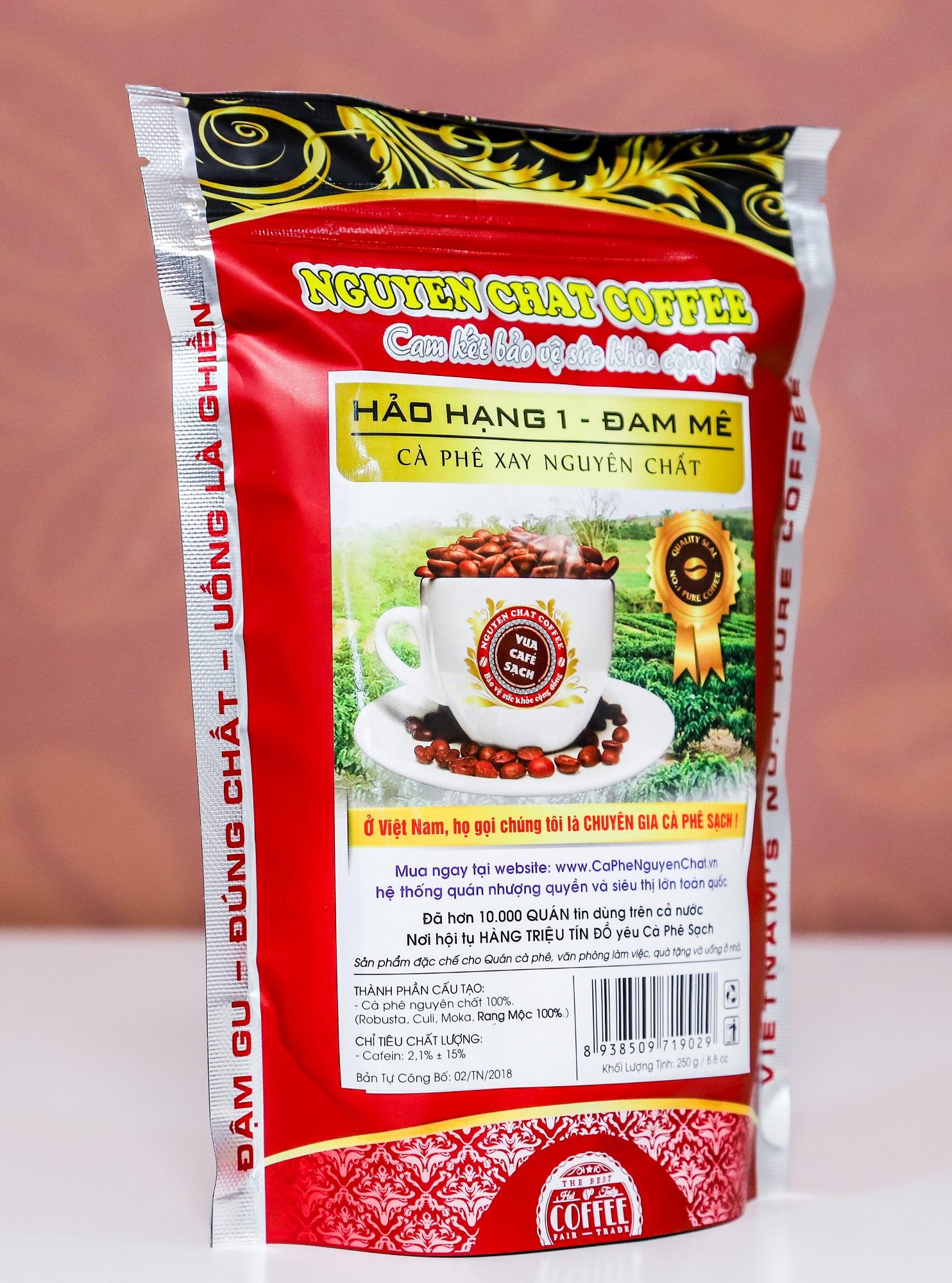 Bột cà phê nguyên chất Hảo Hạng 1