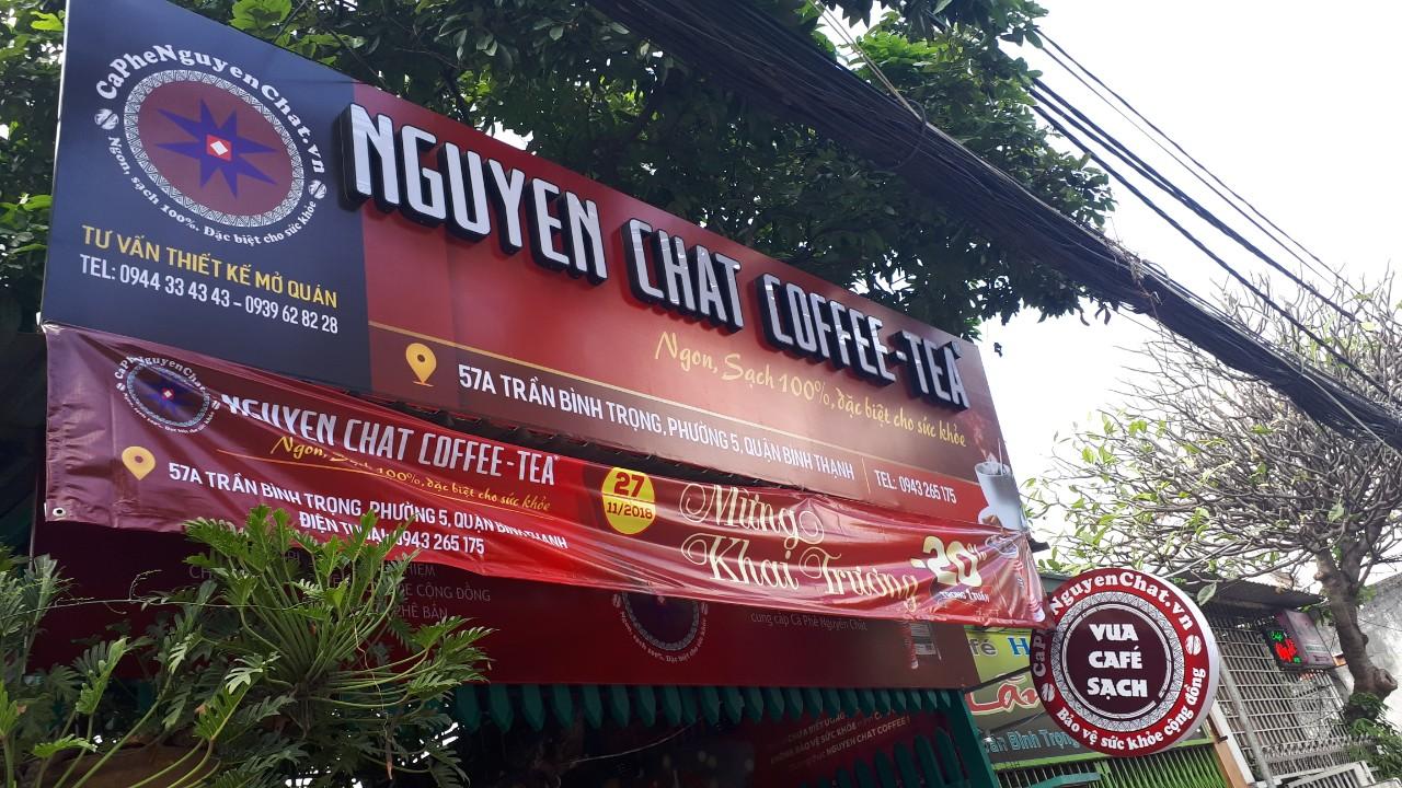 Có thể mua cà phê rang xay ở đâu tại Tp. HCM