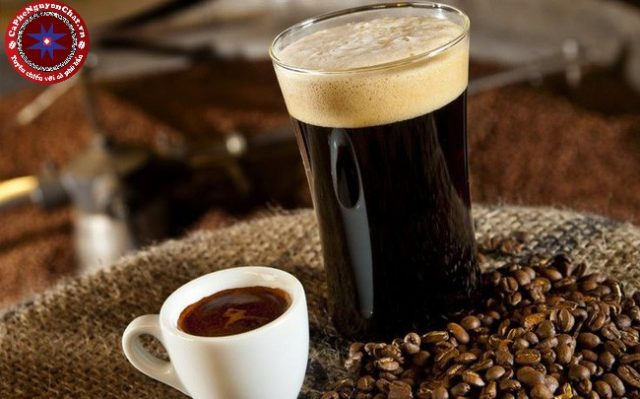 Hương thơm ly coffee nguyên chất
