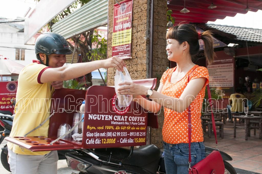Setup mô hình kinh doanh cafe take away giúp bạn