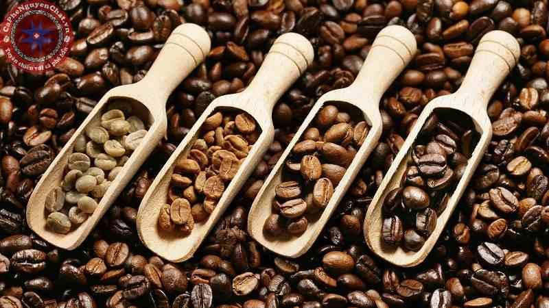 Cafe nguyên chất sạch 100%