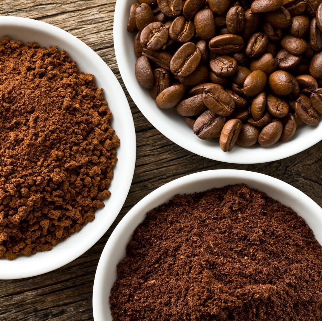 Phân phối bột cà phê nguyên chất uy tín