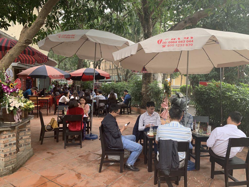 Các bước cơ bản để kinh doanh quán cafe