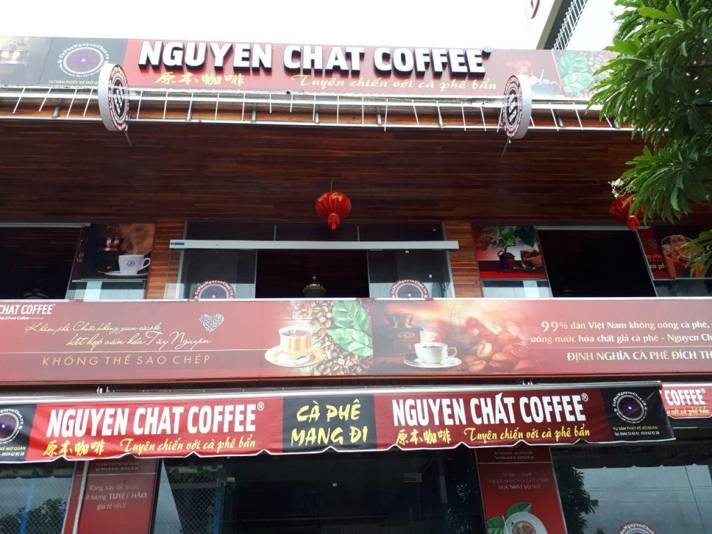 Bài học kinh doanh mô hình cà phê nhượng quyền