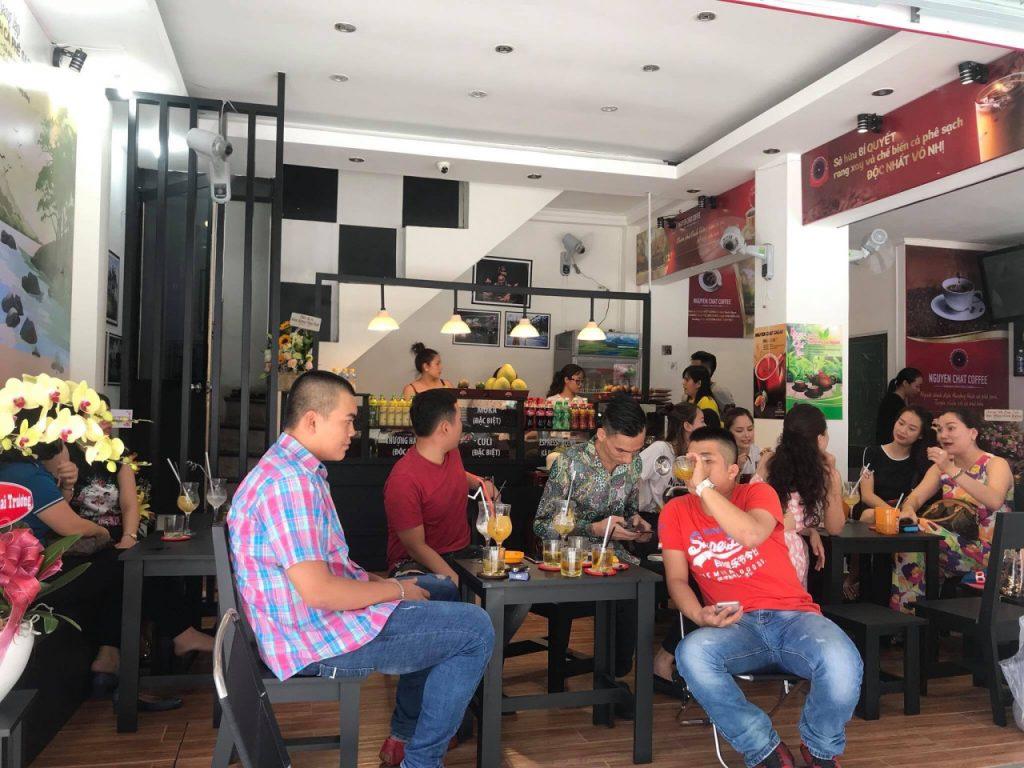 Bí quyết giúp mở quán cafe bình dân đemlại lợi nhuận cao