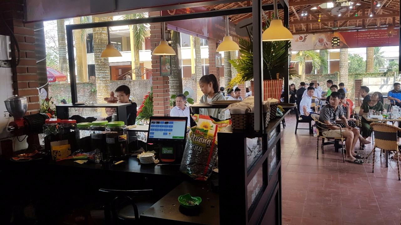 Bí quyết kinh doanhcafe nhượng quyền thương hiệu