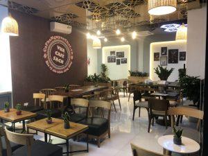 Nguyen chat Coffee Tea - Vua Cafe Sạch