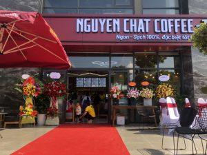 Nguyen chat Coffee Tea - Vua cà phê Sạch