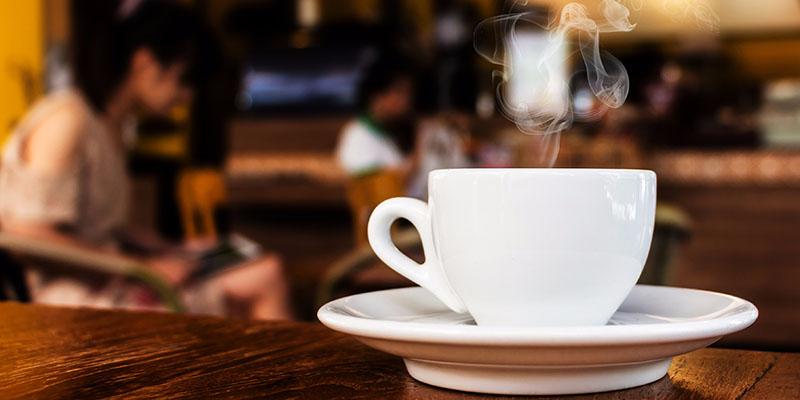 Say cà phê