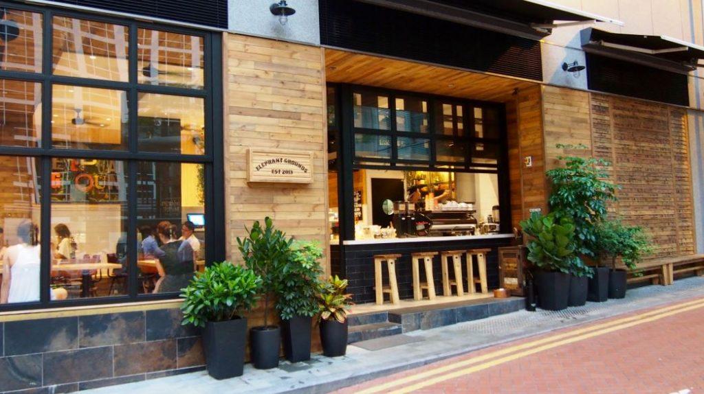 Tìm và thuê mặt bằng mở quán cafe
