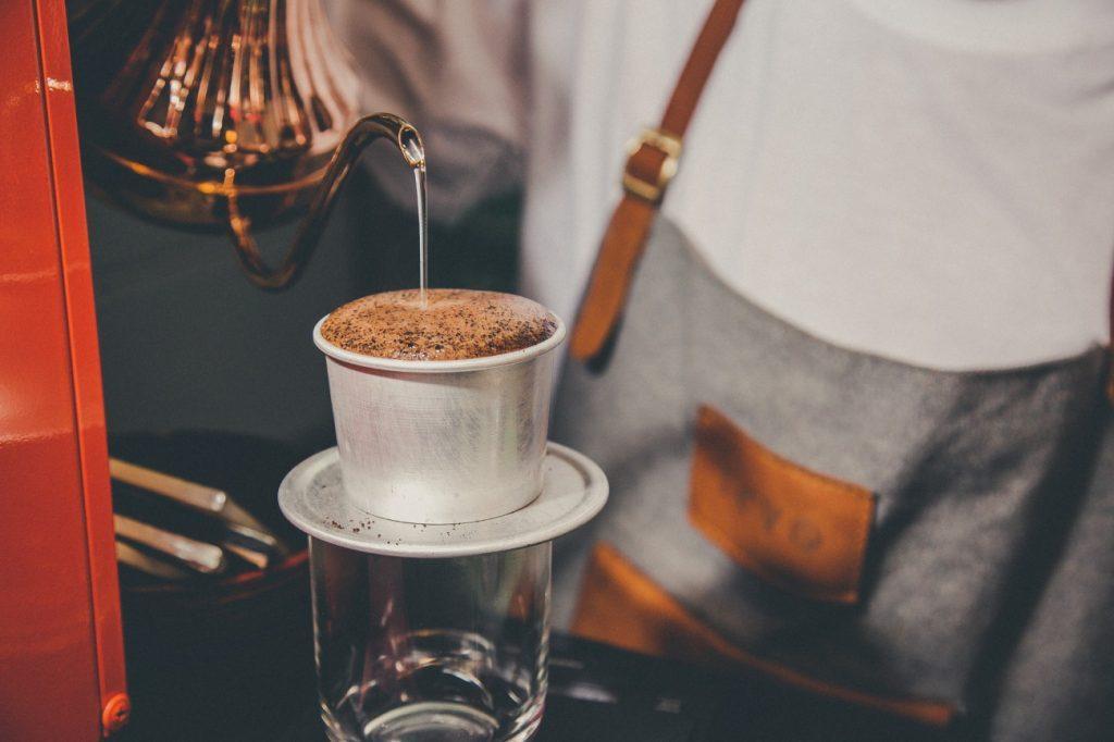 Văn hoá cà phê của người Việt Nam